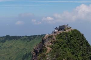 石鎚山山頂神社