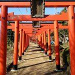 高取山、高取神社にある鳥居